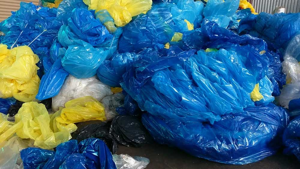 Recycling Plastic from the food industry - PLASTIC FORESTS PTY LTD