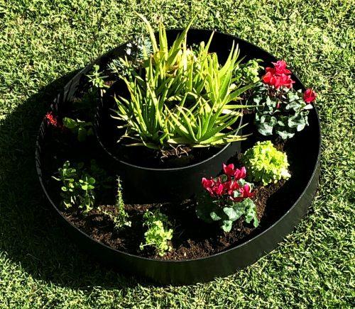 Plastic Garden Bed Tier