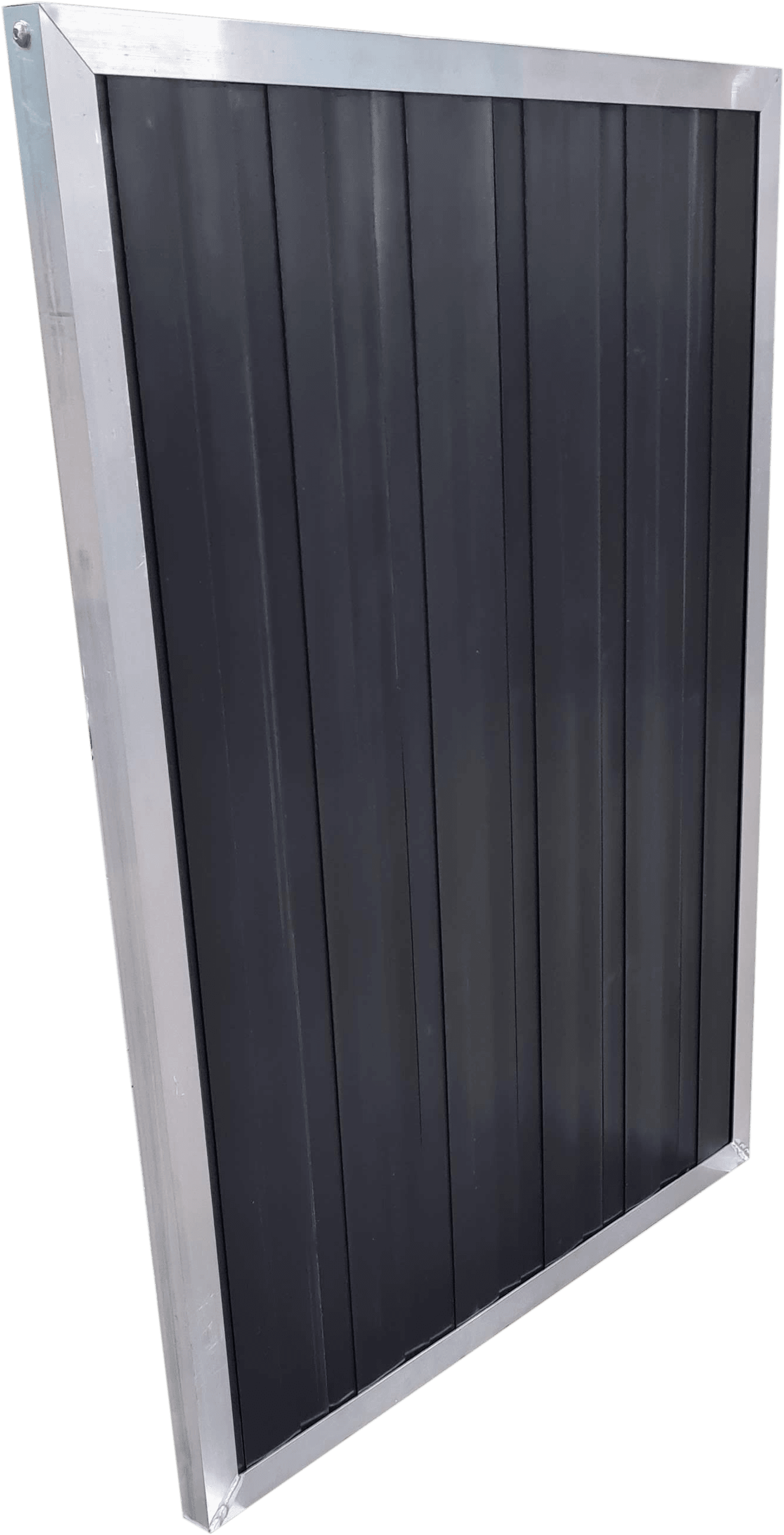 stable panel recycled plastic