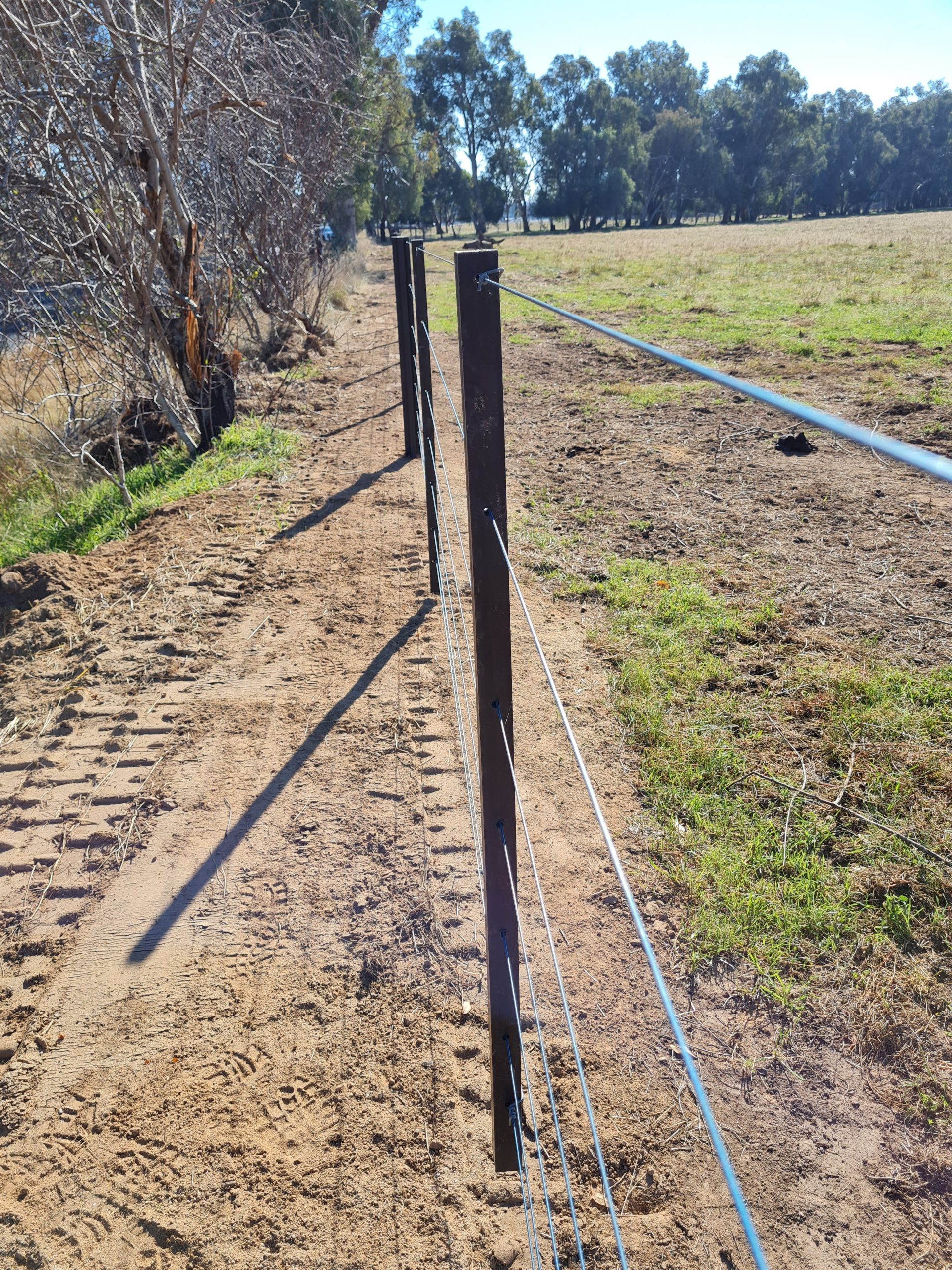 Droppers, PLUS Post fence